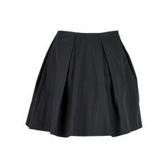 Miu miu pleated cotton skirt 2?1527051854