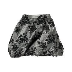 Brocade Bubble Skirt