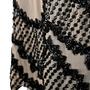 Authentic Second Hand Haute Hippie Beaded Silk Chiffon Mini Skirt (PSS-200-00535) - Thumbnail 2
