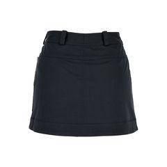 Sports Cotton Skirt