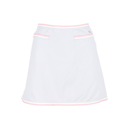Authentic Second Hand Chanel Tennis Skirt (PSS-200-00604)