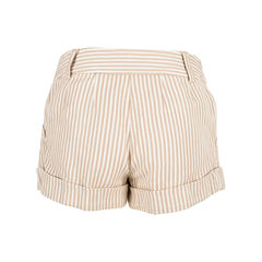 Moschino stripes cotton shorts 2?1527052044