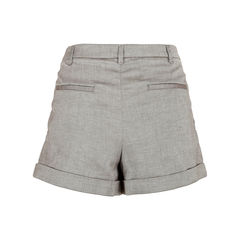 Miu miu brown tailored shorts 2?1527052095