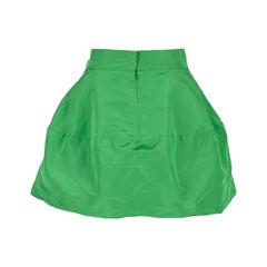 Oscar de la renta flounce mini skirt 3