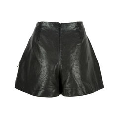 Carven leather shorts 2?1527136118