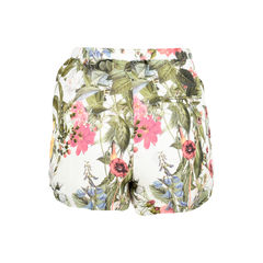 Haute hippie colorful floral shorts 2?1527136238