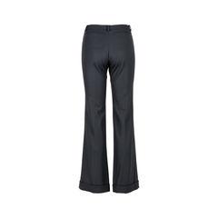 Balenciaga wool tapered pants 2?1527136765
