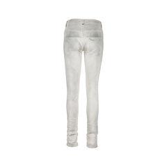 Balmain white cotton jeans 2?1527136796