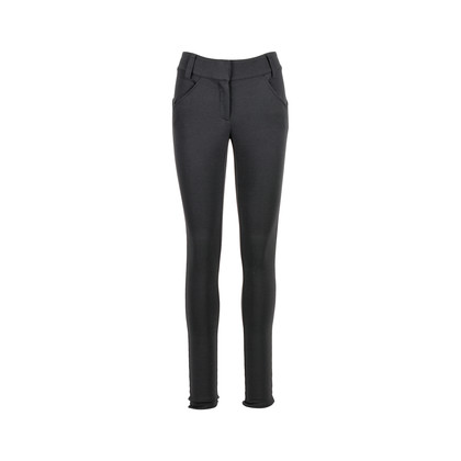 Authentic Second Hand Elizabeth and James Stretch Fit Tapered Pants (PSS-200-00608)