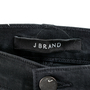 Authentic Second Hand J Brand Vera Coated Skinny Jenas (PSS-200-00650) - Thumbnail 2