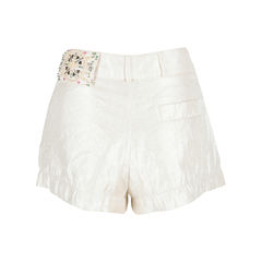 Matthew williamson lustrous shine shorts 2?1527137013