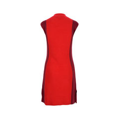 Shanghai tang red wool qipao dress 2?1527152263