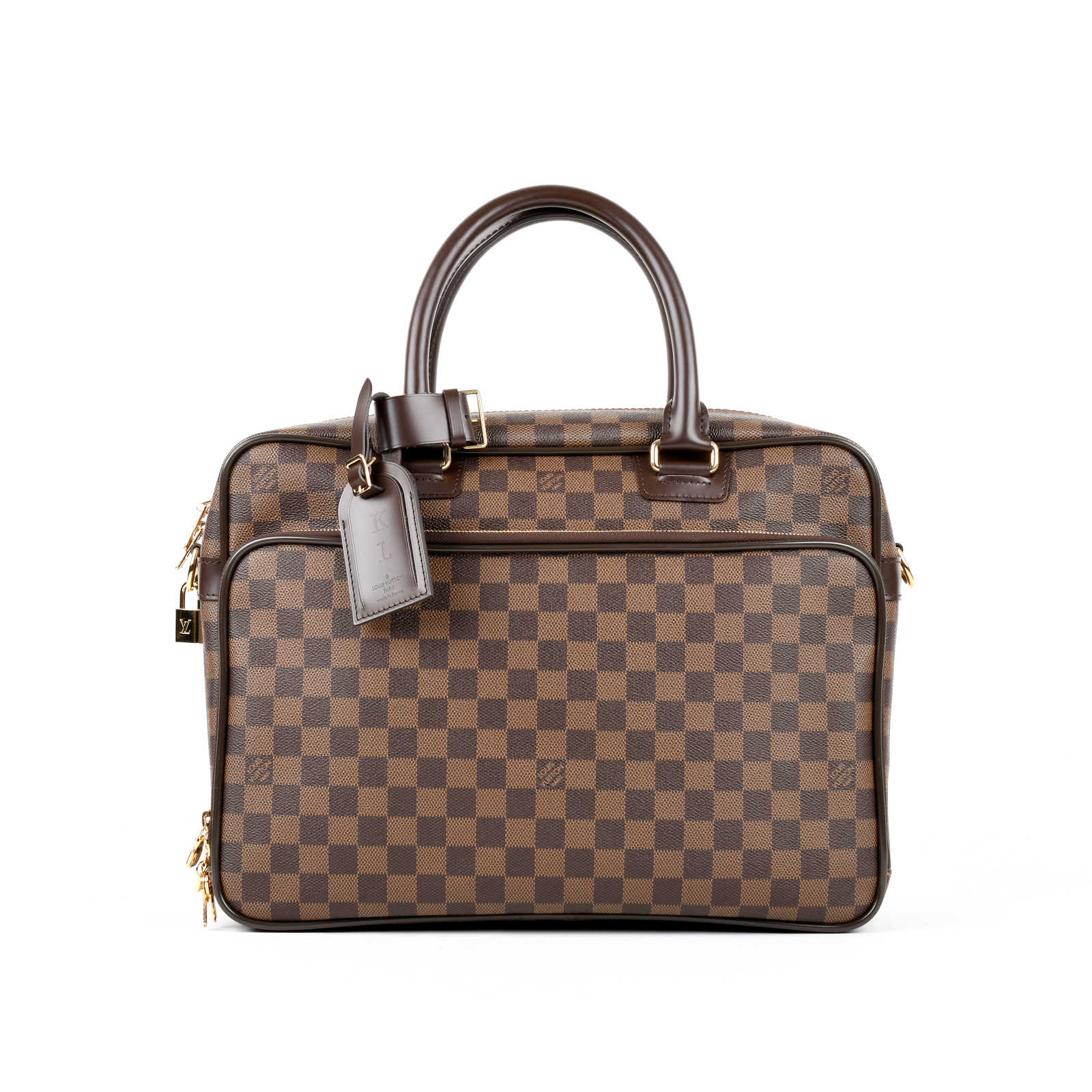 badb09c9 Authentic Second Hand Louis Vuitton Icare Laptop Bag (PSS-071-00177 ...