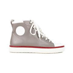 Hermes taupe jimmy sneaker 5?1527490274