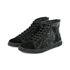 Louis vuitton wool sequins punchy sneakers 2?1527490330