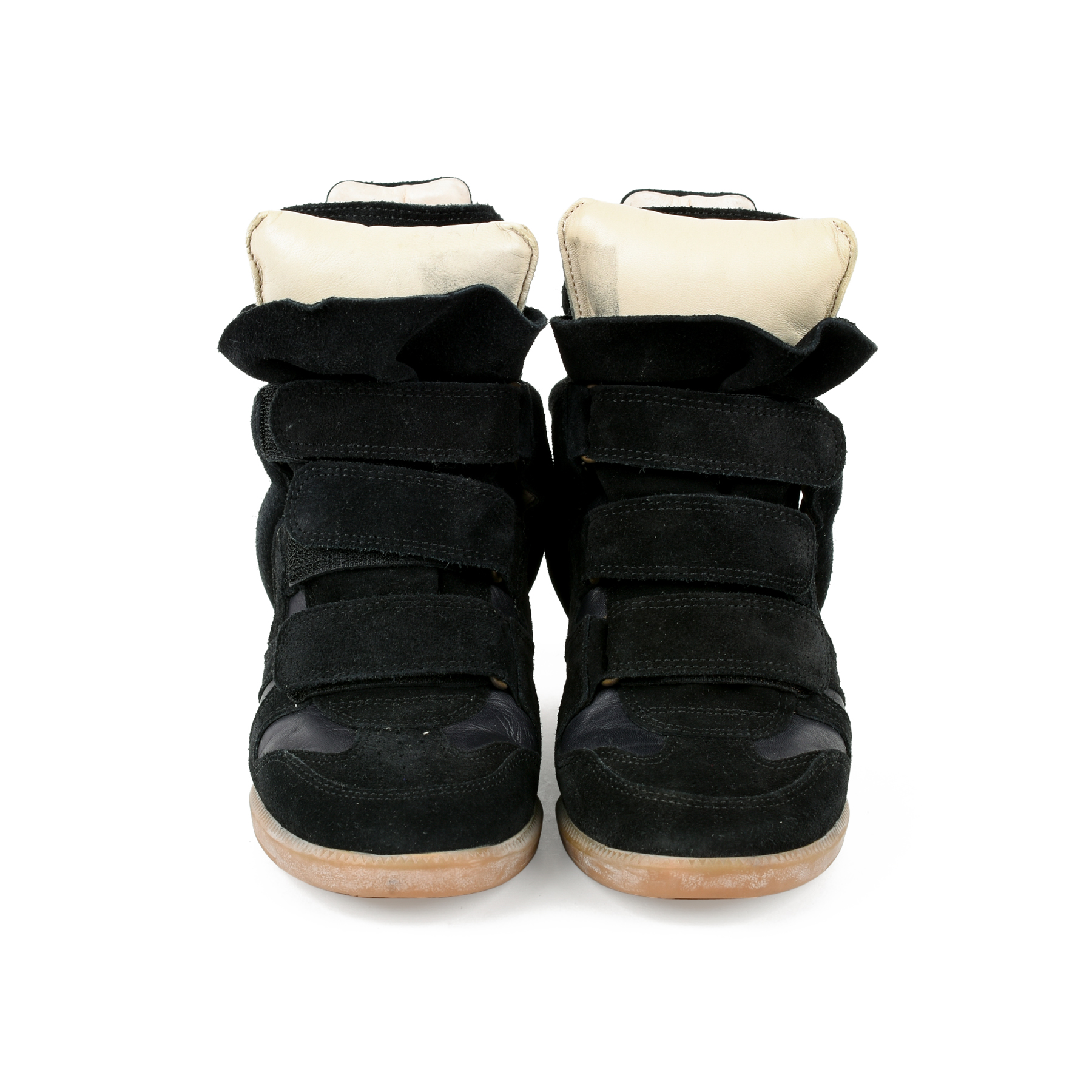 885df2441ed2 Authentic Second Hand Isabel Marant Bekett Wedge Sneakers (PSS-235-00103) -  THE FIFTH COLLECTION