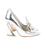 Authentic Second Hand Christian Dior Spring/2014 Square Pumps (PSS-235-00088) - Thumbnail 1