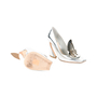 Authentic Second Hand Christian Dior Spring/2014 Square Pumps (PSS-235-00088) - Thumbnail 5
