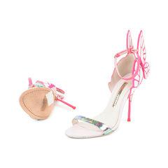 Sophia webster chiara butterfly wing sandals multicolour 2?1527494273
