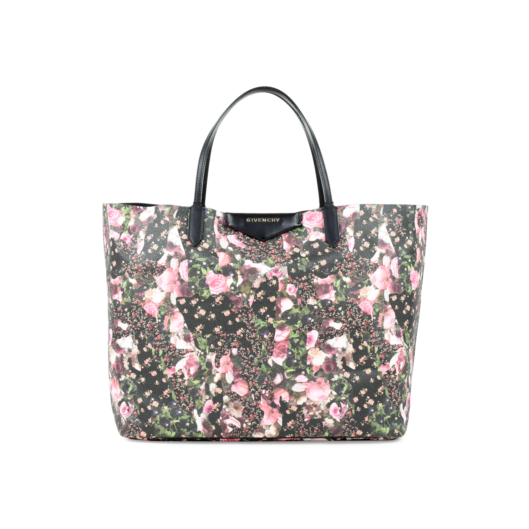 300b0ed3281 Authentic Second Hand Givenchy Antigona Floral Print Tote Bag  (PSS-464-00010) - THE FIFTH COLLECTION