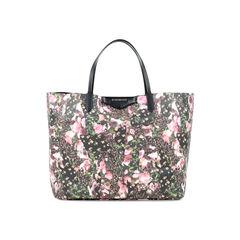 Antigona Floral Print Tote Bag