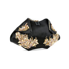 Alexander mcqueen de manta medium embellished clutch 2?1527495491