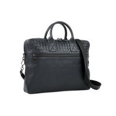 Bottega veneta intrecciato detail briefcase 2?1527497291