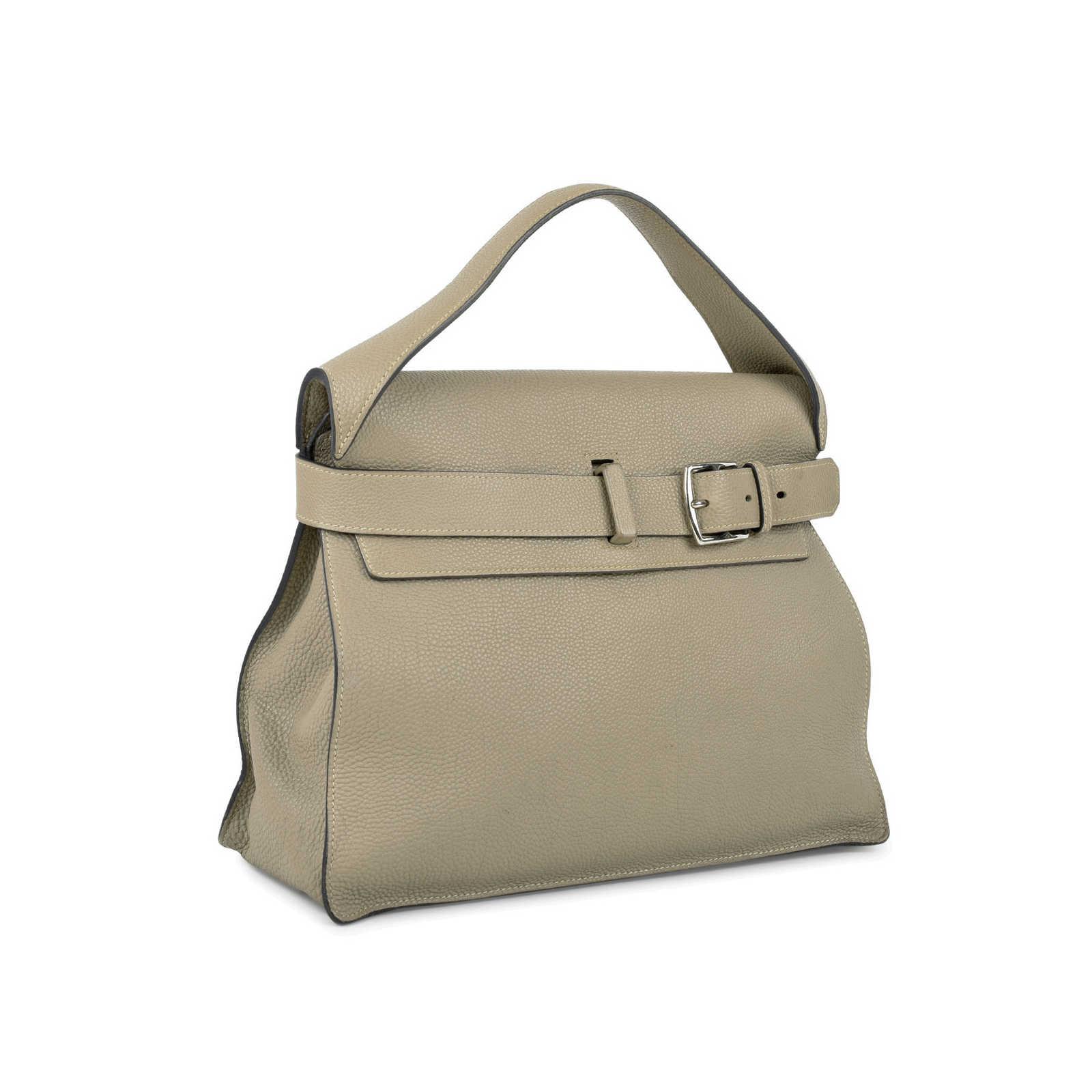 e86bc6e340 ... Authentic Second Hand Hermès Etoupe Etribelt Bag (PSS-473-00061) -  Thumbnail ...