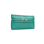Authentic Second Hand Hermès Alligator Kelly Long Wallet (PSS-473-00066) - Thumbnail 1