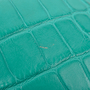 Authentic Second Hand Hermès Alligator Kelly Long Wallet (PSS-473-00066) - Thumbnail 9