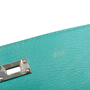 Authentic Second Hand Hermès Alligator Kelly Long Wallet (PSS-473-00066) - Thumbnail 10
