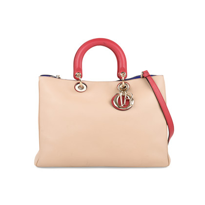 Authentic Second Hand Christian Dior Diorissimo Large Bag (PSS-235-00086)