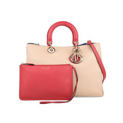 Christian dior diorissimo large bag neutral 2?1527672513