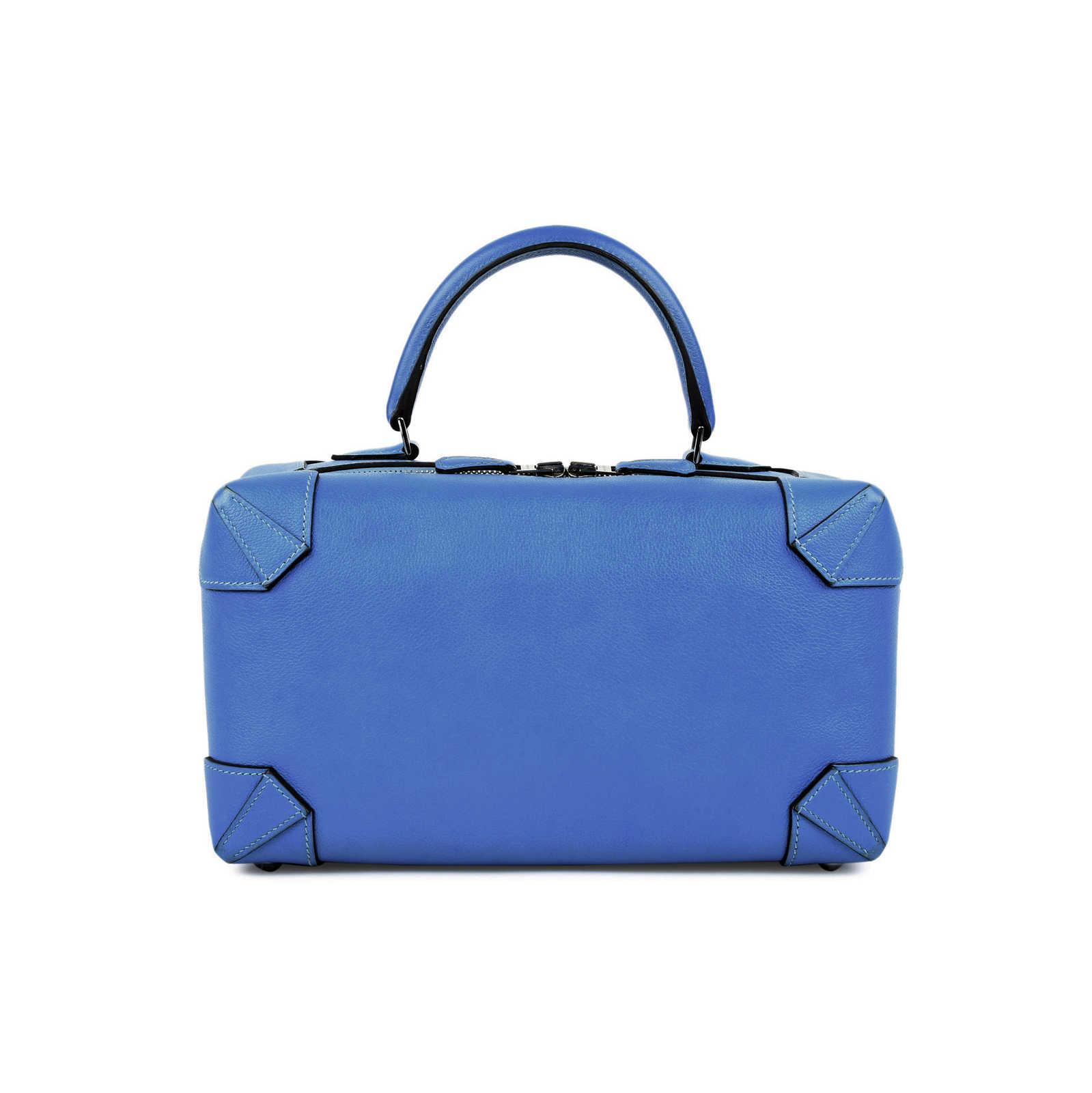 679f886901 Authentic Second Hand Hermès Bleu Paradis Maxibox 29 (PSS-473-00063) ...