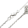 Authentic Second Hand Van Cleef and Arpels Diamond Sweet Alhambra Necklace (PSS-473-00071) - Thumbnail 3