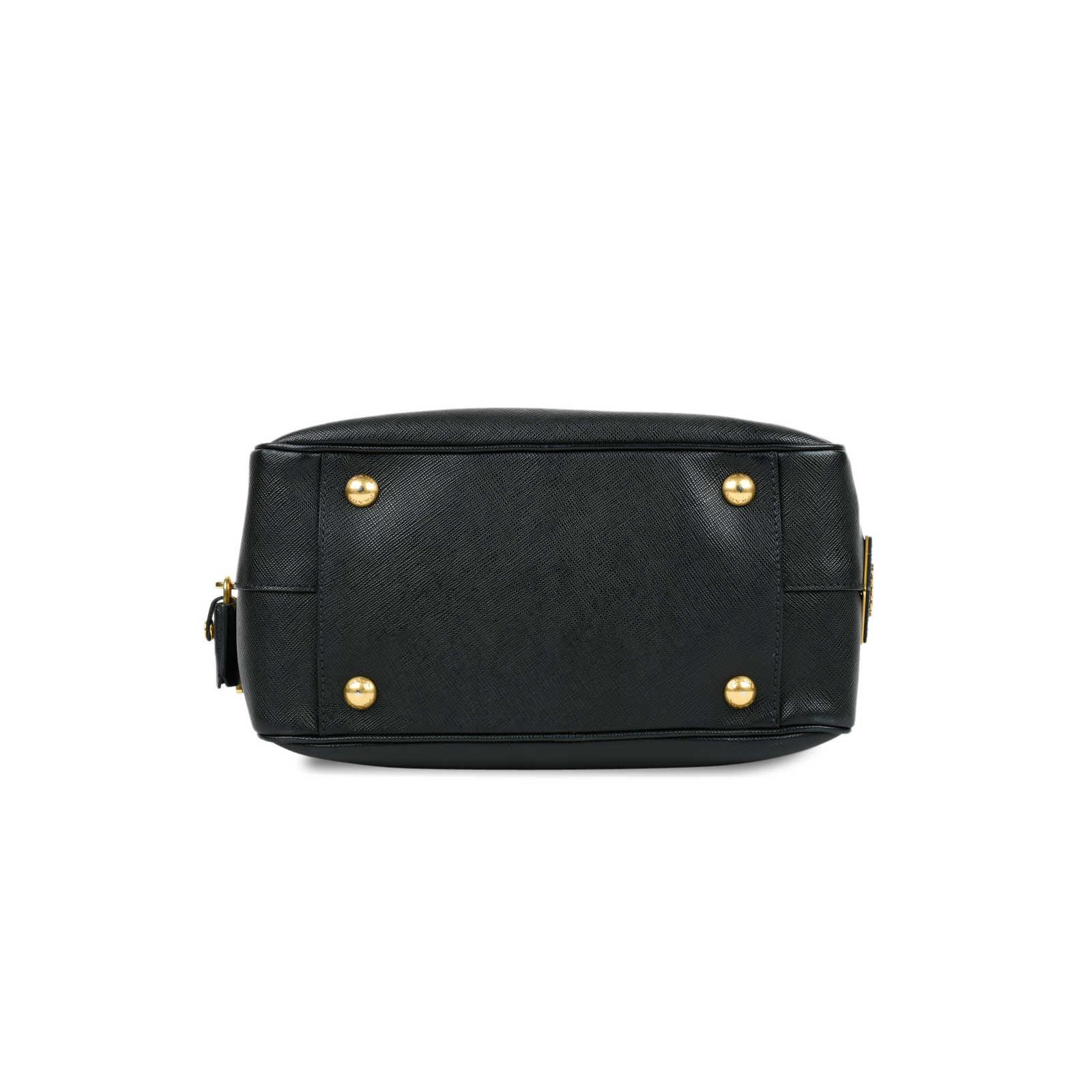 ... Authentic Second Hand Prada Saffiano Box Satchel Bag (PSS-485-00001) ... 33ebc9366b7a3
