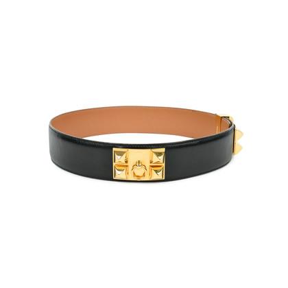 Authentic Second Hand Hermès Collier de Chien Belt (PSS-489-00017)