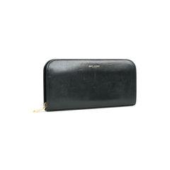 Saint laurent zip around long wallet 2?1527756198