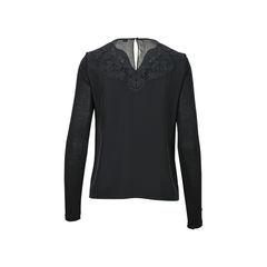 Diane von furstenberg lace detailed top 2?1528084845