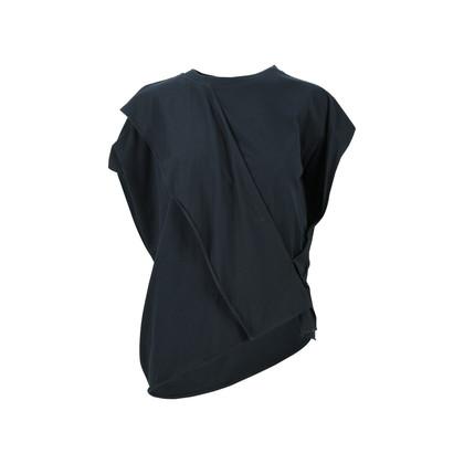 Authentic Second Hand Maison Martin Margiela Asymmetrical T-Shirt (PSS-489-00012)