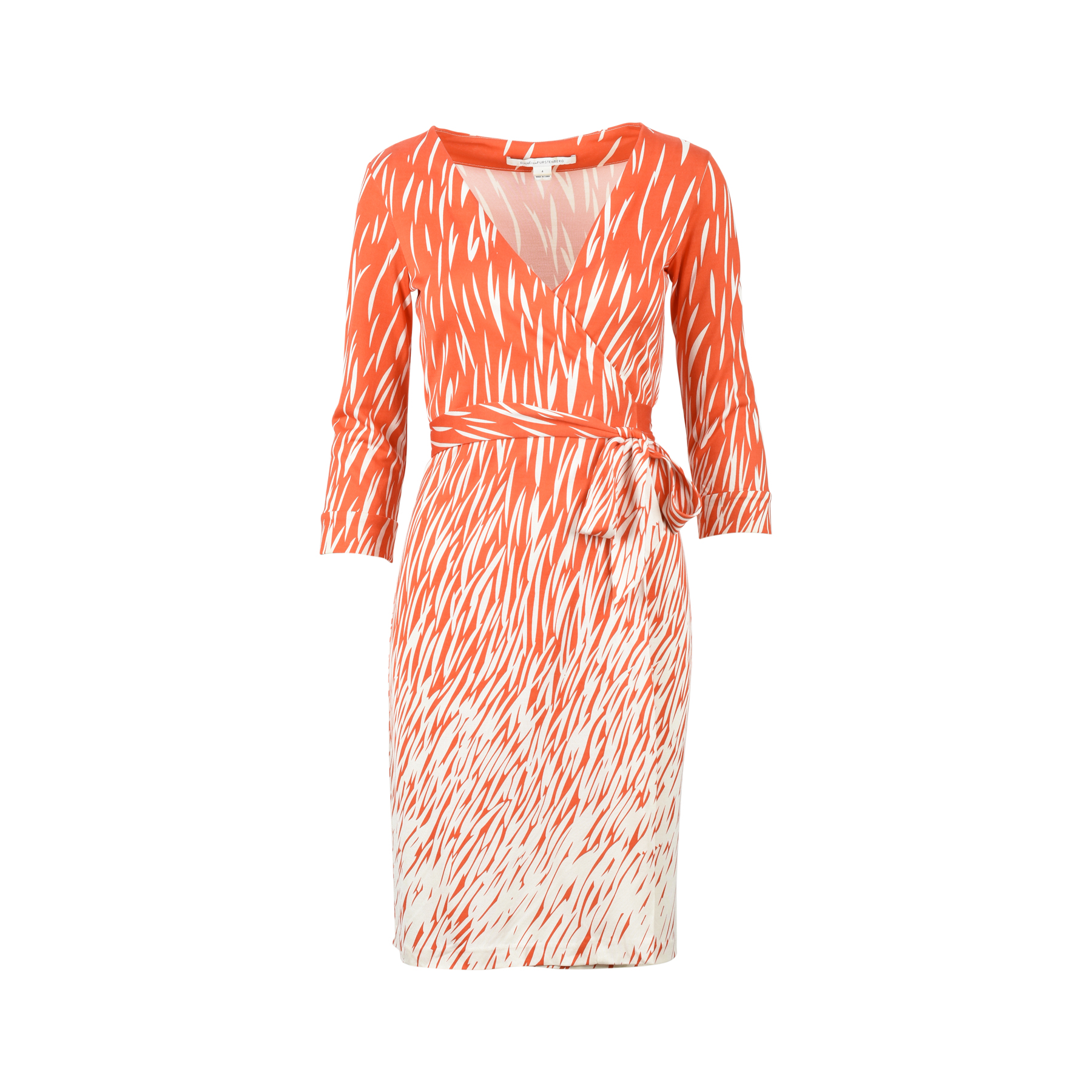 3f42bd827cebd Authentic Second Hand Diane Von Furstenberg New JulianTwo Wrap Dress  (PSS-494-00004) - THE FIFTH COLLECTION
