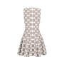 Azzedine Alaia Shimmer Knit Flared Dress - Thumbnail 1
