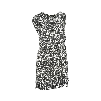 Authentic Second Hand Isabel Marant Marcia Leopard Dress (PSS-235-00122)
