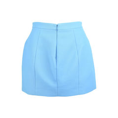 Dsquared2 structured mini skirt 1?1528087501
