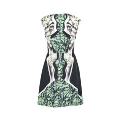 Peter pilotto abstract print dress 2?1528087557