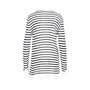 Authentic Second Hand T by Alexander Wang Stripe Linen Tee (PSS-235-00116) - Thumbnail 1