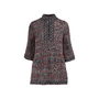 Authentic Second Hand Chanel Knit Tweed Tunic (PSS-200-01225) - Thumbnail 0