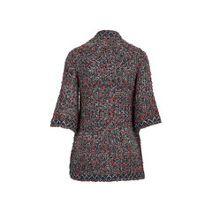 Chanel knit tweed tunic 2?1528179554