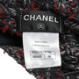 Authentic Second Hand Chanel Knit Tweed Tunic (PSS-200-01225) - Thumbnail 2
