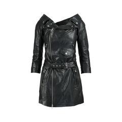 Sailor Leather Dress
